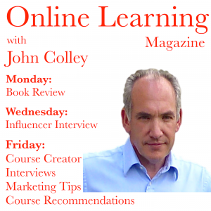 oline learning magazine