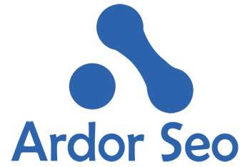 Ardor SEO logo