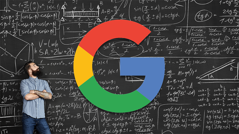 there are a ton of ranking signals in Google