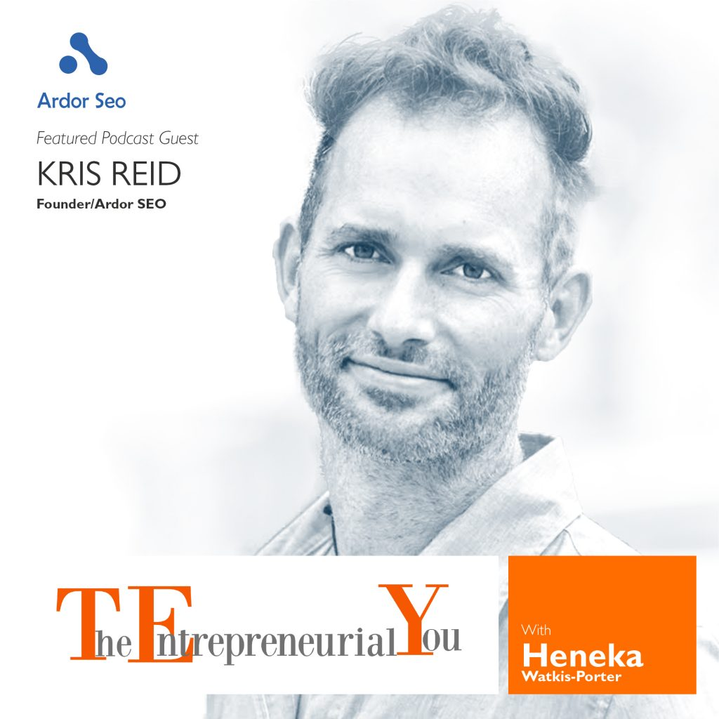 Kris Reid on The Entrepreneurial You
