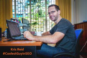 Kris Reid Talks SEM and SEO on The Entrepreneur Podcast