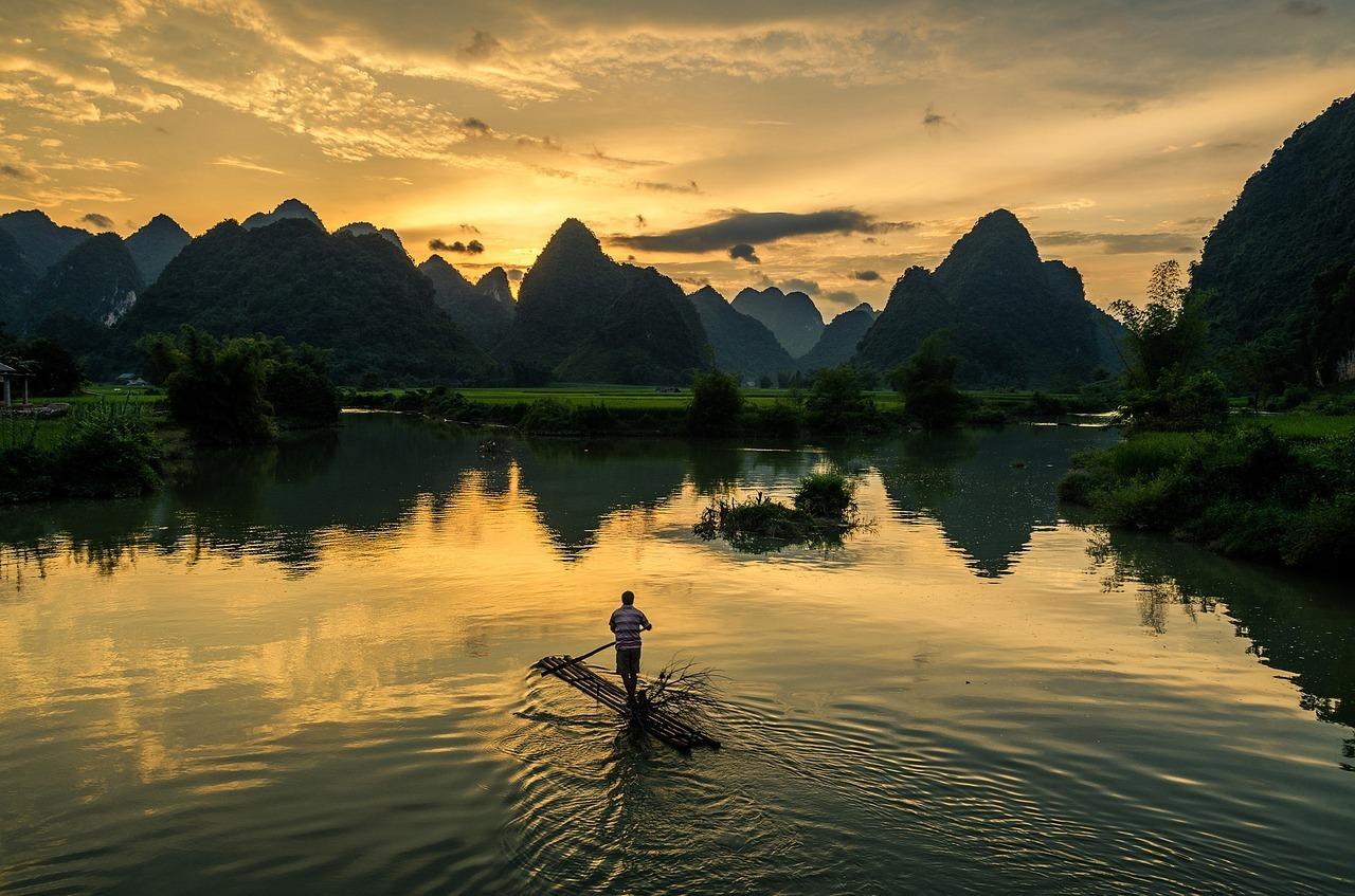 afternoon in vietnam