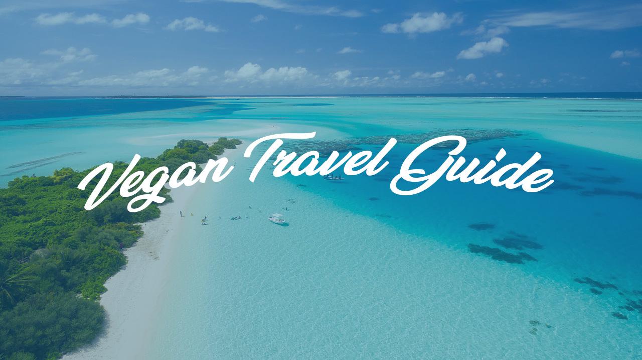 vegan travel guide by ardor seo