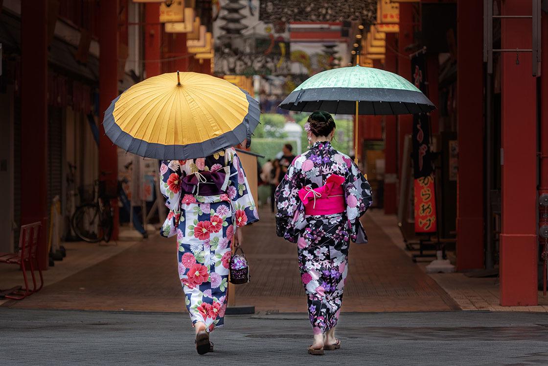 visiting japan as a vegan