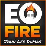 EOFire - John Lee Dumas logo