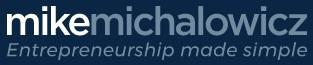Mike Michalowicz - Entrepreneurship Made Simple - logo