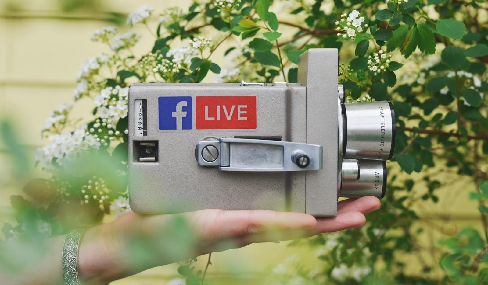 Facebook Film Camera